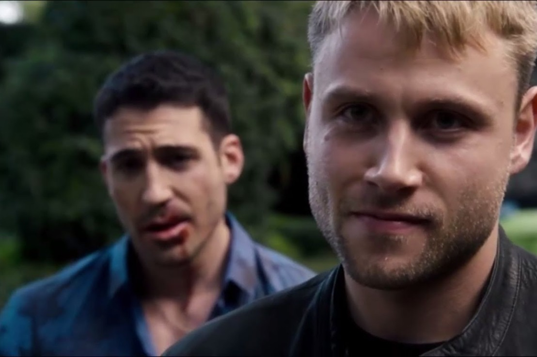 "Sense8 ""What is Human?"" – Best Short Dramatic Presentation"